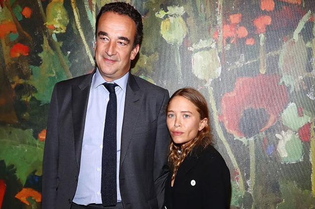 Супруги Мэри-Кейт Олсен и Оливье Саркози впервые за долгое время вышли вместе в свет