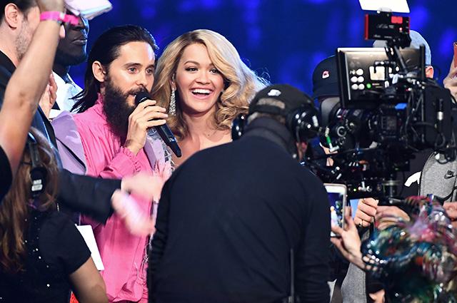 """MTV Europe Music Awards-2017: победа группы """"Ленинград"""", выступление Эминема, триумф Шона Мендеса и не только"""