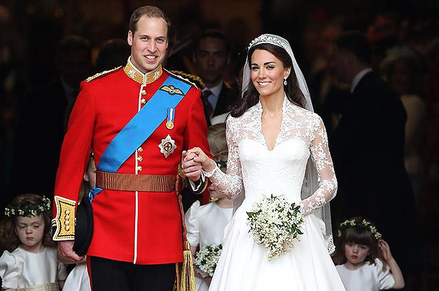 """Портные рассказали, как шили свадебное платье Кейт Миддлтон: """"Это было захватывающее предприятие"""""""