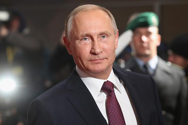 Владимир Путин объявил об участии в выборах 2018 года