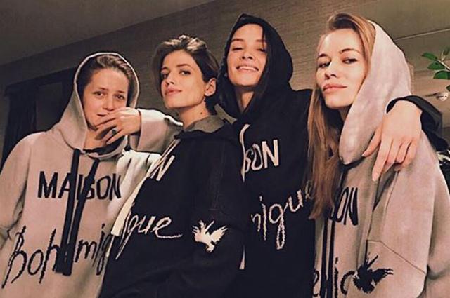 Звездный Instagram: как звезды провели последнюю неделю 2017 года