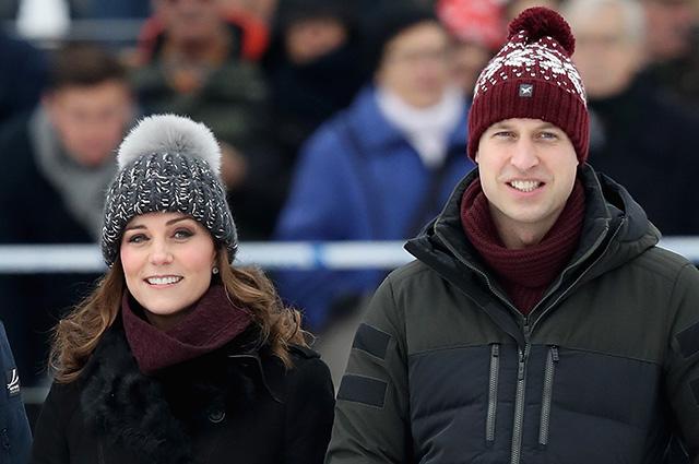 Кейт Миддлтон и принц Уильям в Швеции: подробности первого дня тура и детали нового образы герцогини