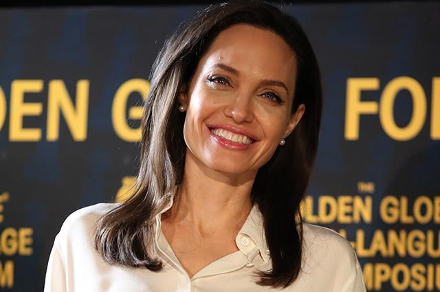 Анджелина Джоли рассказала о том, как прожить жизнь не впустую и принести пользу обществу