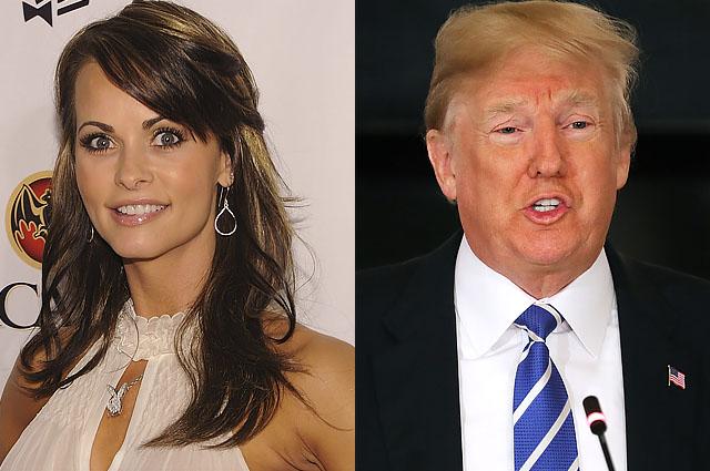 Бывшая модель Playboy Карен Макдугал рассказала о связи с Дональдом Трампом