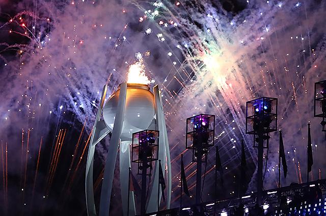 Олимпиада-2018: самые яркие фото и подробности церемонии закрытия