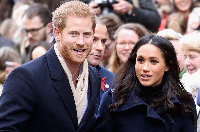 Скотланд-Ярд бьет тревогу: Меган Маркл и принц Гарри получили конверт с белым порошком