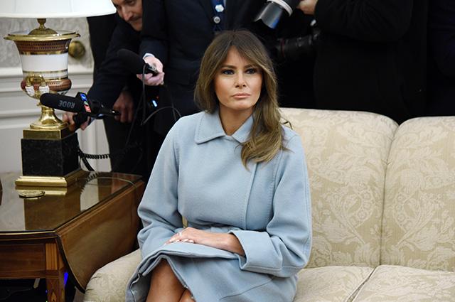 """Инсайдер: """"Мелания Трамп ненавидит свою жизнь в Белом доме"""""""