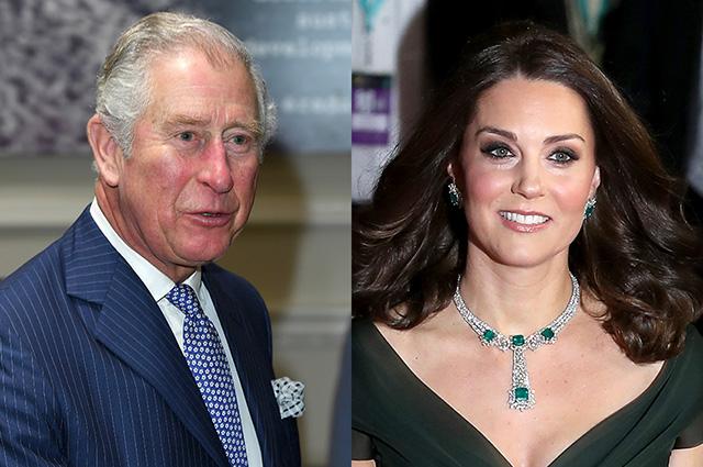 Инсайдер: принц Чарльз с пренебрежением относится к семье Кейт Миддлтон