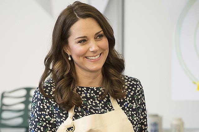 Кейт Миддлтон приготовила угощение для обеда Содружества и рассказала о коронном блюде своих детей