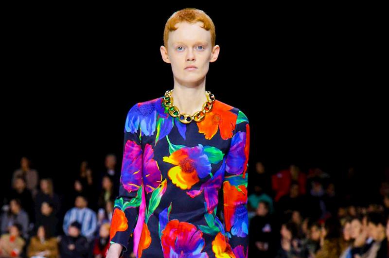 Неделя моды в Париже: показы Balenciaga и Givenchy