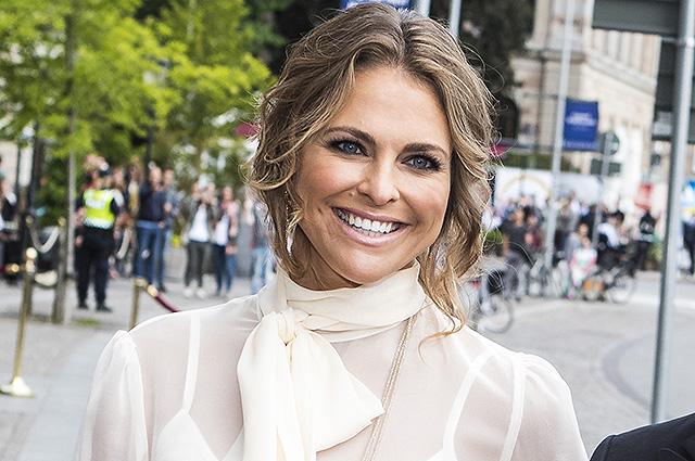 Шведская принцесса Мадлен родила третьего ребенка