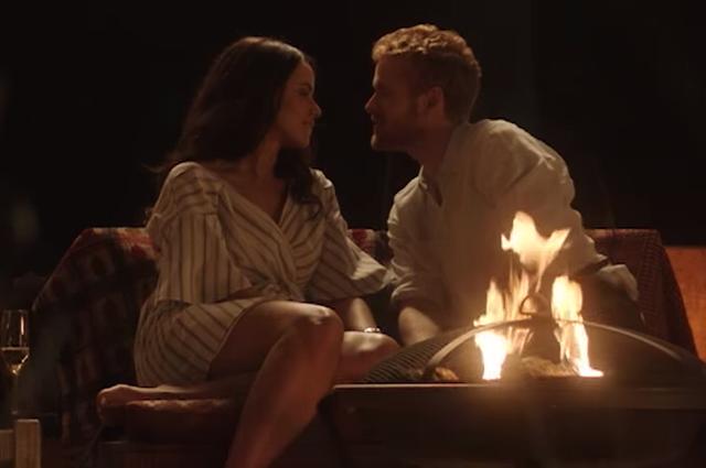 В сети появился первый тизер фильма про историю королевской любви