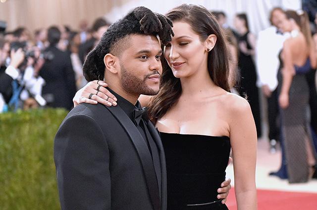 Экс-возлюбленные Белла Хадид и The Weeknd были замечены целующимися на фестивале Coachella