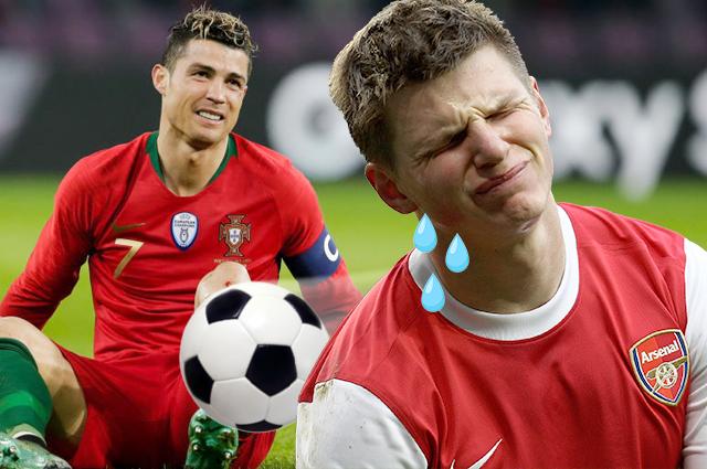 Кутежи, измены, коррупция: главные футбольные скандалы