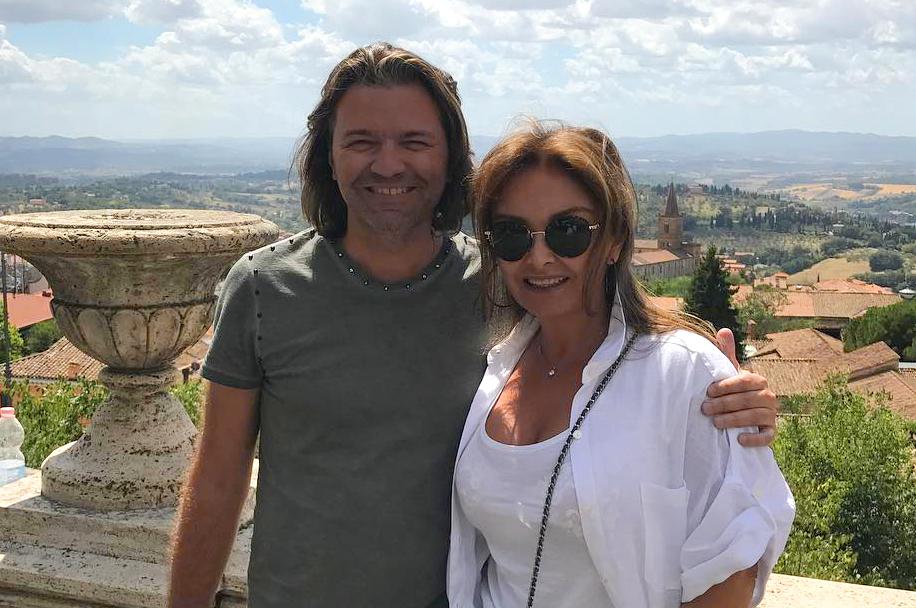 Стало известно, как Дмитрий и Елена Маликовы назвали сына