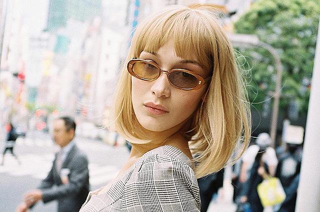 """У Беллы Хадид появился """"двойник"""" из Японии: кто такая Ребекка Харадзюку?"""