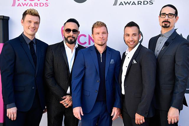 Группа The Backstreet Boys выпустила новый клип после пятилетнего перерыва