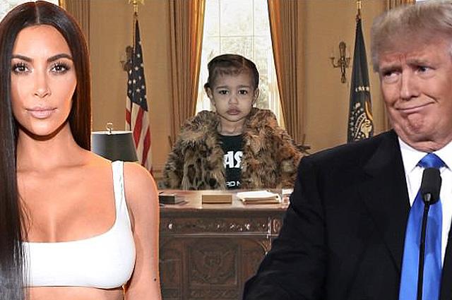 Соцсети высмеяли встречу Ким Кардашьян и Дональда Трампа в Белом доме
