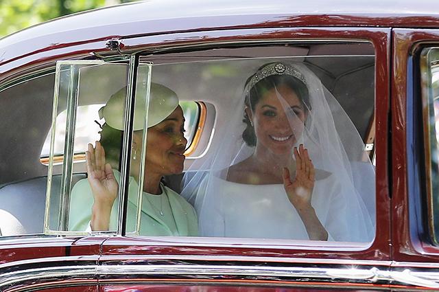 Свадьба Меган Маркл и принца Гарри: первые фото невесты