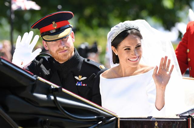 Свадьба принца Гарри и Меган Маркл: 15 главных моментов