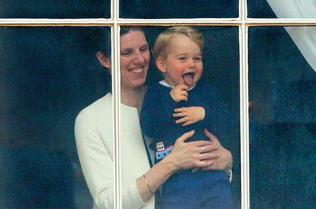 Видео дня: что мы знаем о няне детей Кейт Миддлтон и принца Уильяма