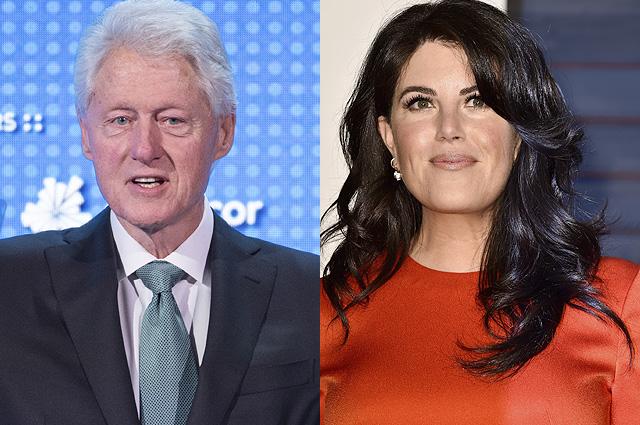 """Билл Клинтон не извинялся перед Моникой Левински и не собирается: """"Я поступил правильно"""""""