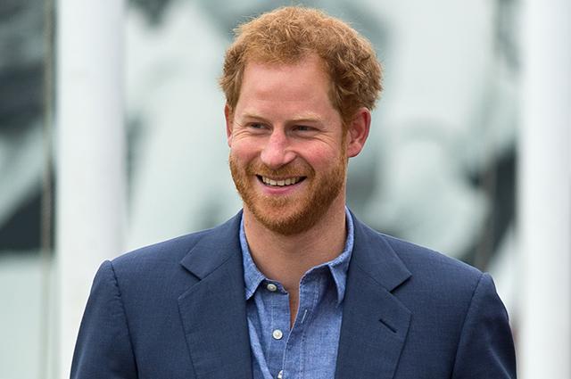 Принц Гарри появился на публике без Меган Маркл после проведенного с ней медового месяца