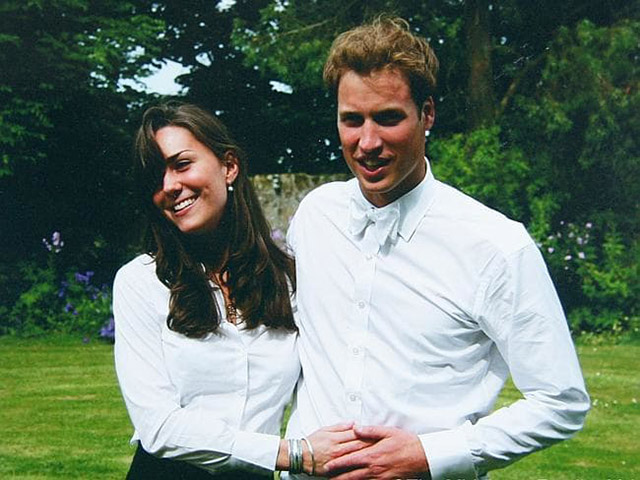 Видео дня: как Кейт Миддлтон и принц Уильям расстались на год