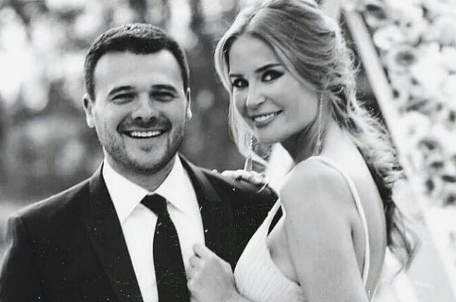 Эмин Агаларов женился во второй раз: первые фото со свадьбы, платье невесты и звездные гости