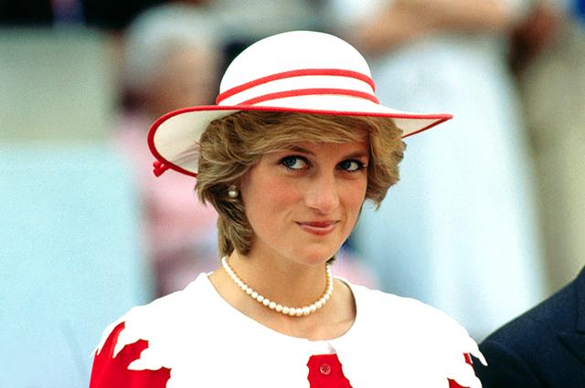 Как принцесса Диана 14 раз нарушила королевский протокол