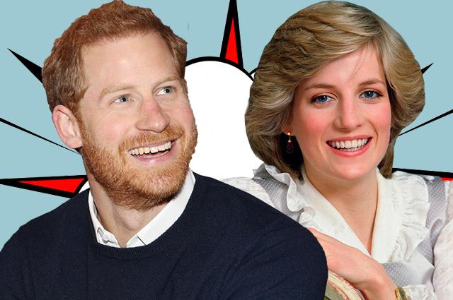 Настоящий английский юмор: шутки принцев Гарри и Уильяма, принцессы Дианы, Кейт Миддлтон и других членов королевской семьи