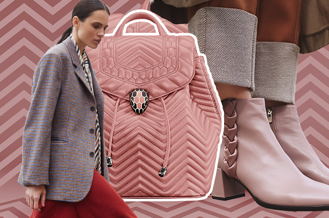 Конная прогулка с 12Storeez, новый рюкзак от Bvlgari и футуризм: смотрим новые осенние лукбуки