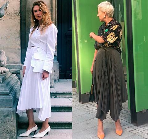 Модная битва: Дарья Веледеева против Ксении Чилингаровой