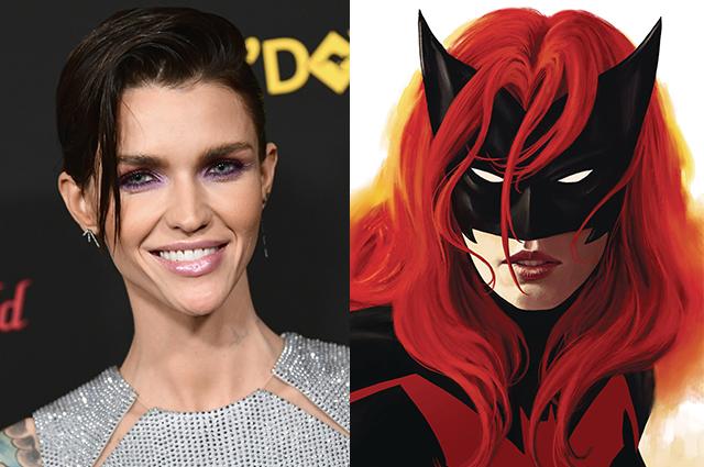 Руби Роуз станет первой Бэтвумен в мире