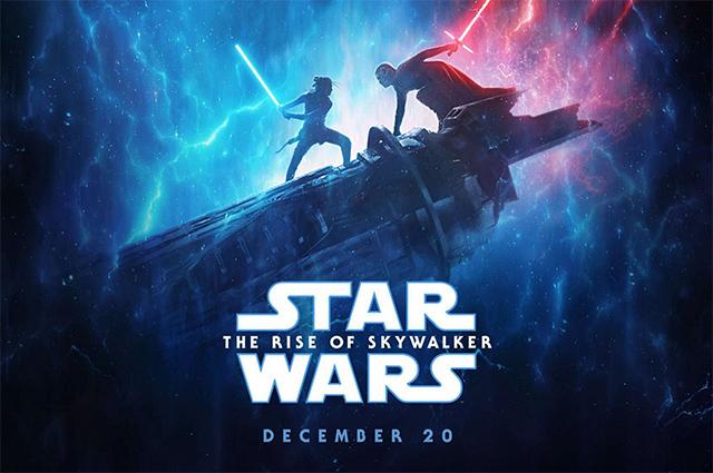 """Disney представил тизер трейлера фильма """"Звездные войны: Скайуокер. Восход"""""""