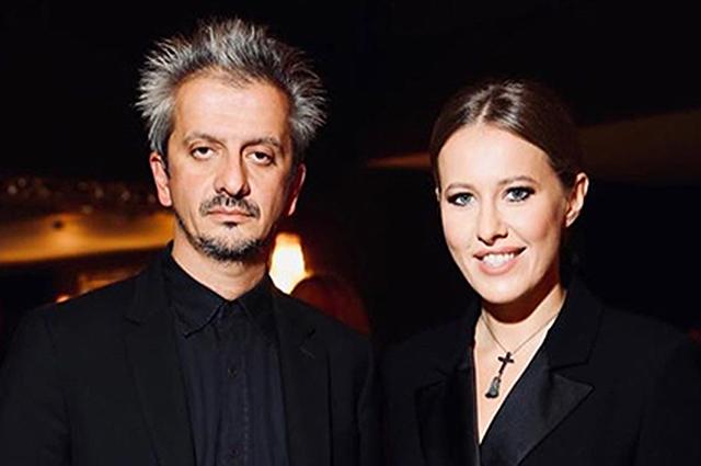 Ксения Собчак прокомментировала новость о гостевом браке с Константином Богомоловым