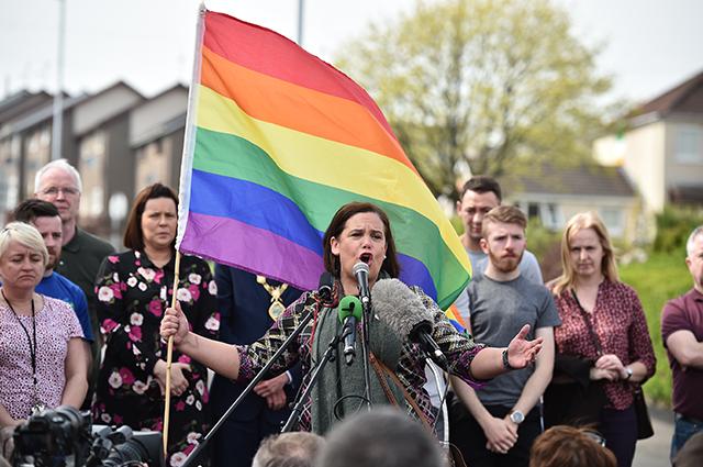 В Северной Ирландии легализованы аборты и однополые браки