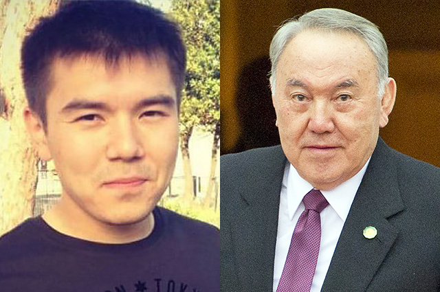 Внук бывшего президента Казахстана Нурсултана Назарбаева заявил, что на самом деле он его сын