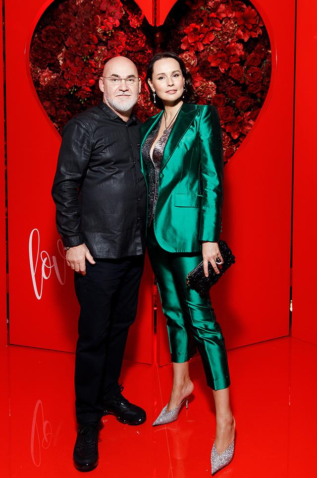 Сергей и Екатерина Кожевниковы