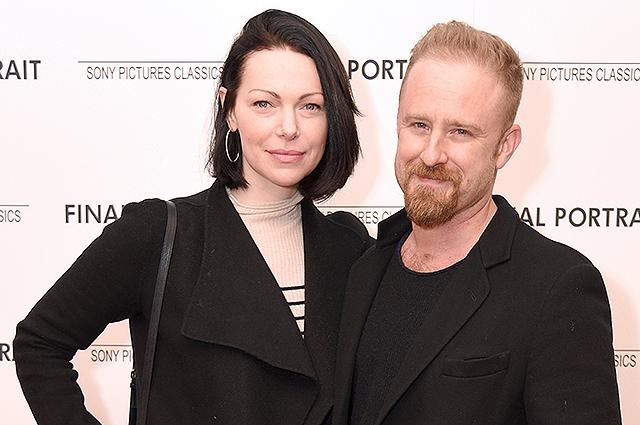 Лора Препон и Бен Фостер стали родителями во второй раз