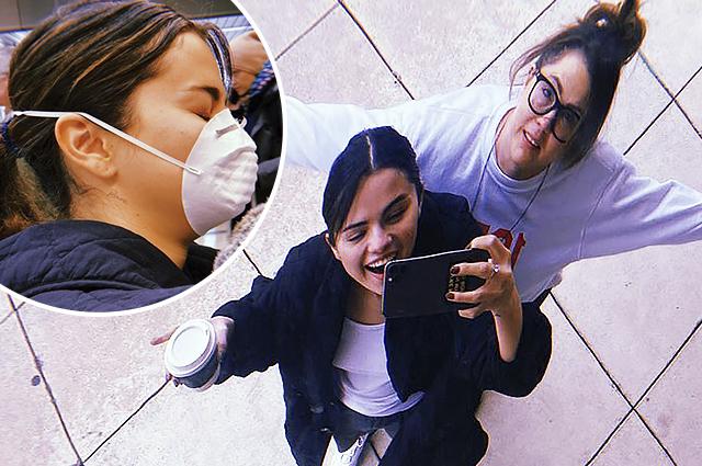Селена Гомес поделилась снимками из поездки в Чикаго вместе с мамой