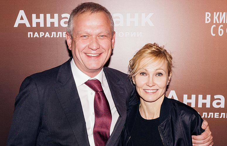 """Звезды на премьере """"Анна Франк. Параллельные истории"""""""