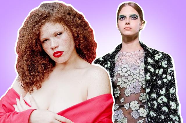 Смотрите на всех подиумах: 8 молодых моделей, за которыми стоит следить
