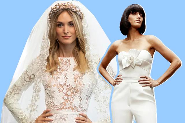 10 главных свадебных трендов в 2020 году