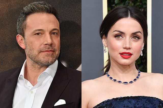 """Бен Аффлек и Ана де Армас закрылись на самоизоляцию в доме актера: """"Они прекрасно проводят время"""""""