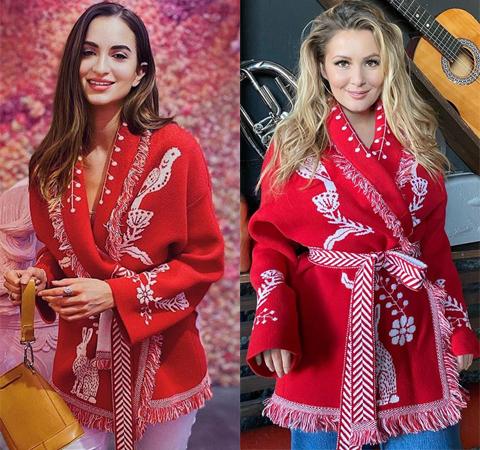 Модная битва: Кристина Левиева против Марии Кожевниковой