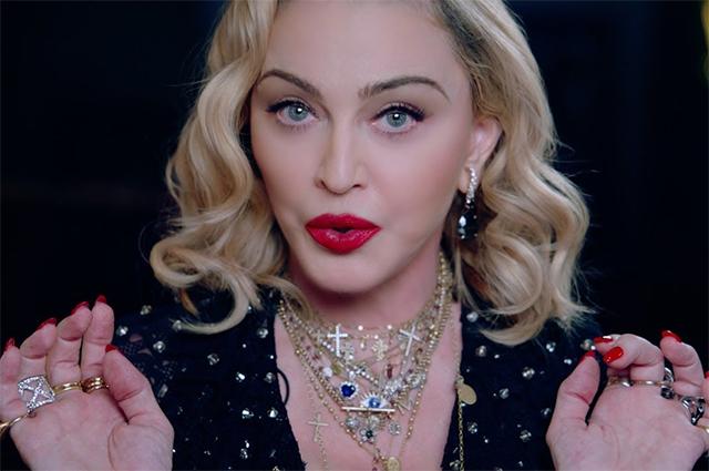 """""""Вакцина есть, но ее скрывают"""": Мадонну осудили за поддержку новой конспирологической теории о коронавирусе"""