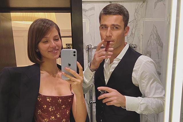 Алеся Кафельникова подтвердила роман с Георгием Петришиным — бывшим женихом Светланы Ходченковой