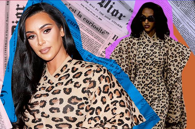 Ким Кардашьян — 40 лет: вспоминаем, как она стала главной дивой винтажной моды