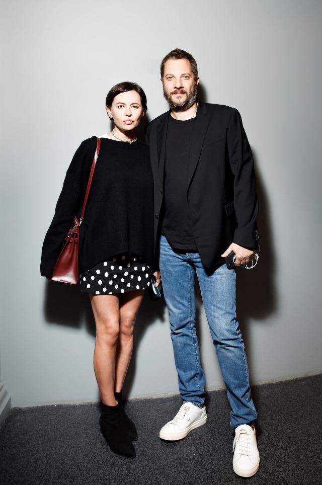 Оксана Лаврентьева и Александр Цыпкин